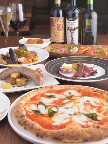 イタリアン好き集まれ!手頃に食べられる東京都内のイタリアン!
