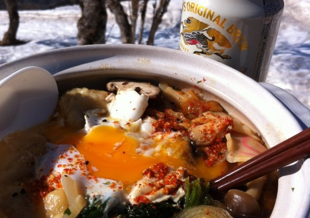 美しい景色で食べるご飯は格別!一度は食べたい山小屋飯!